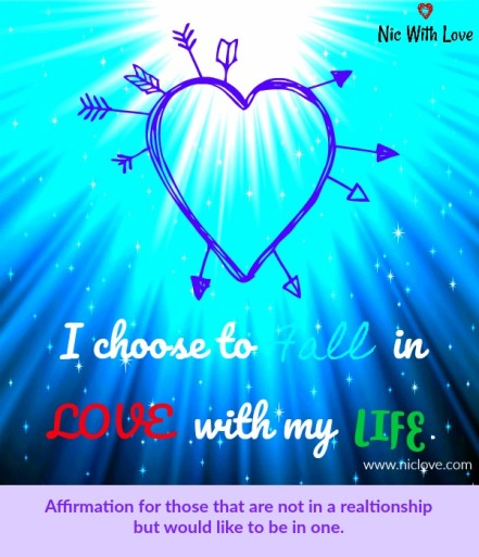 Fall In Love Affirmation