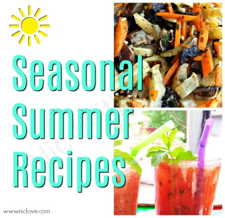 Summer Recipes wc